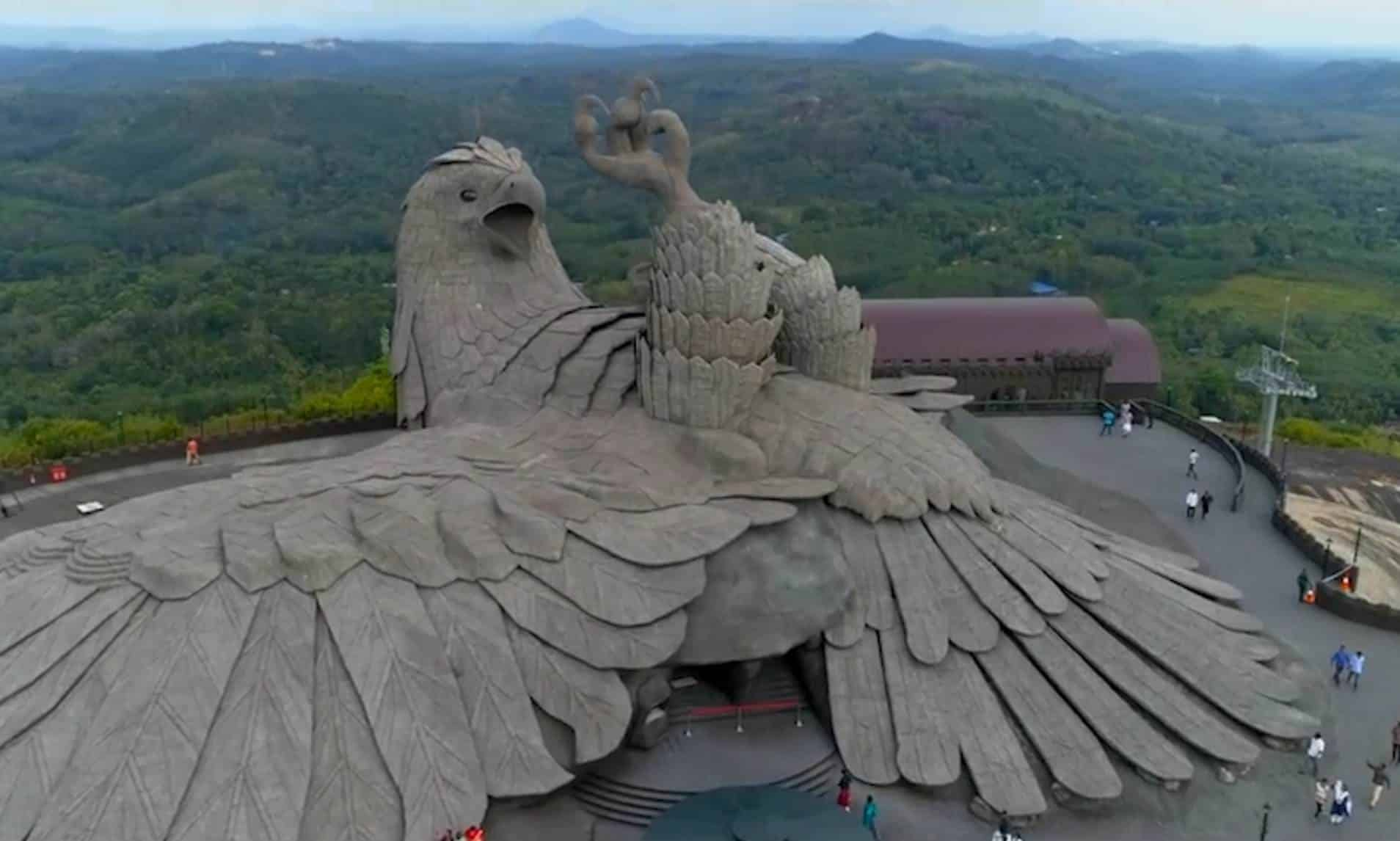 Jatayu Earth's Center- A Symbol for Women Honour and Safety