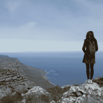 Wandering Woman In Women's Own Country