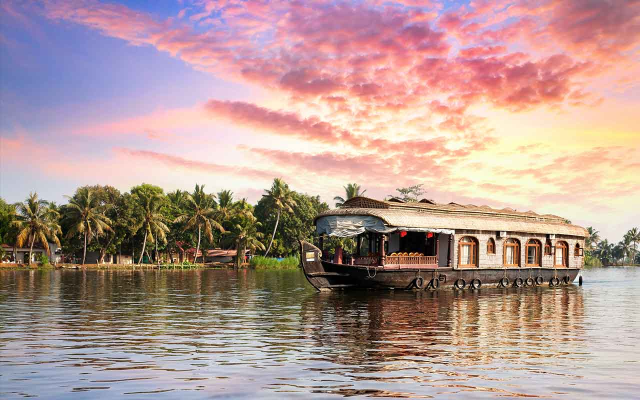 The Best Time To Visit Kerala Backwaters