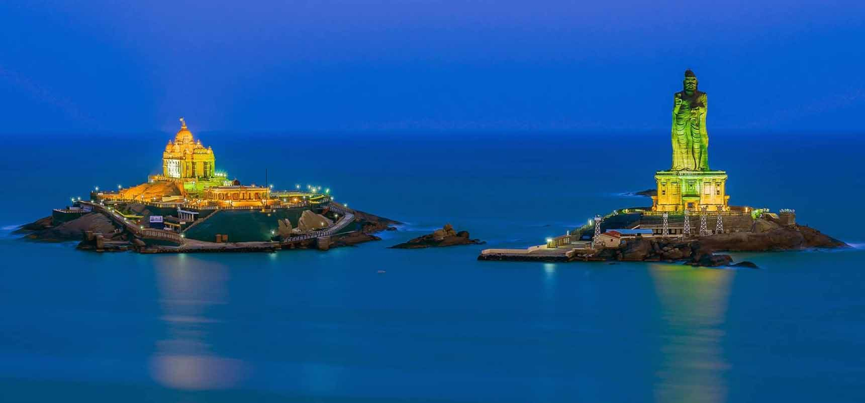 Kanyakumari –The Southern Tip of India