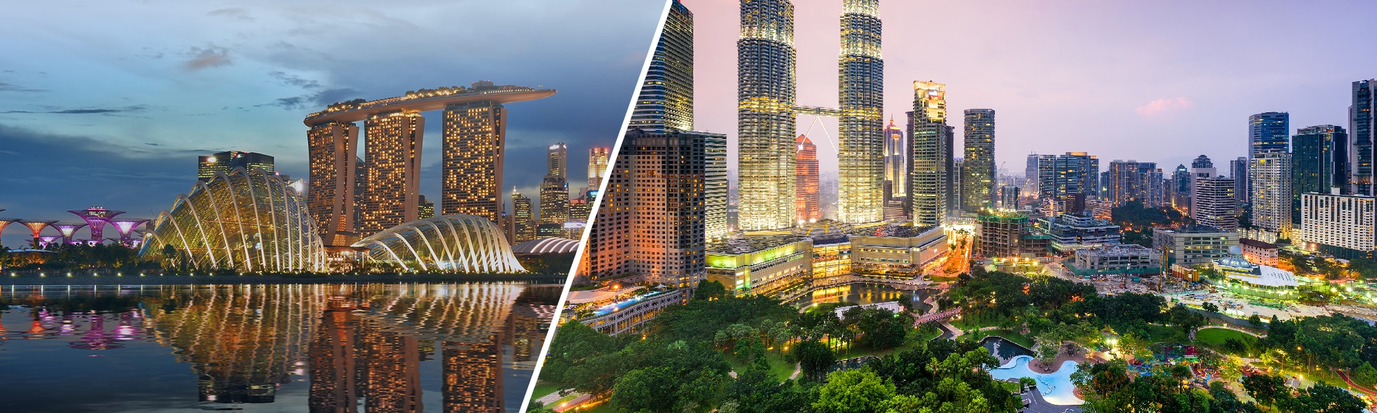 Singapore and Kuala Lumpur Package Tour