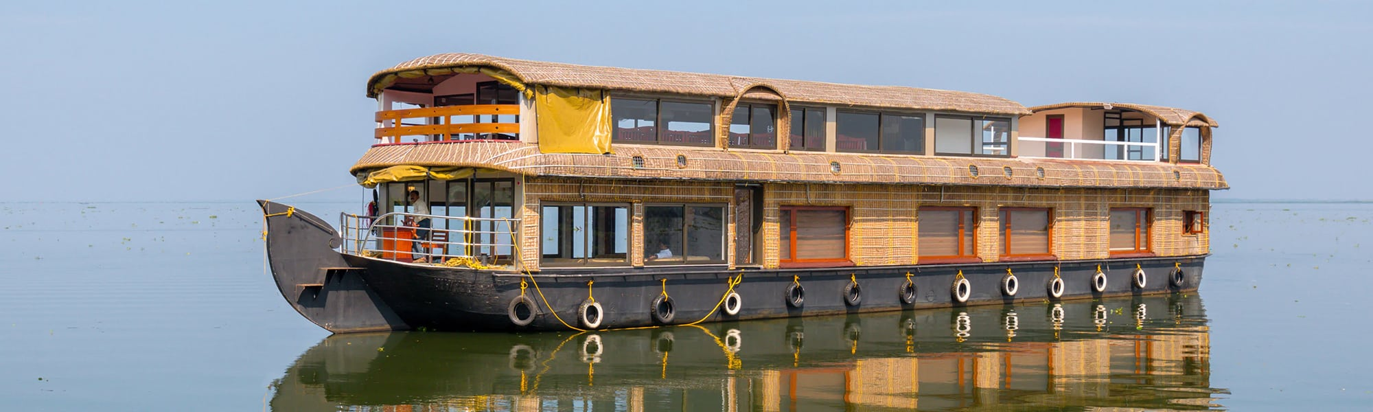House Boats & Backwater Tourism In Kerala