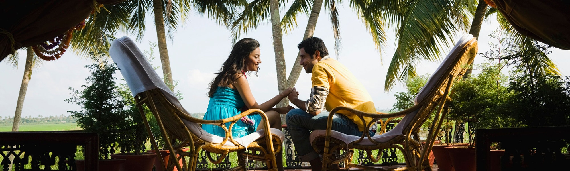 Kerala Romantic & Honeymoon Tour Packages