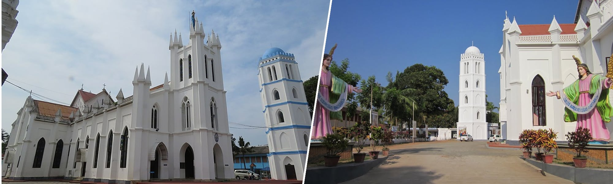Basilica of Our Lady of Snows, Pallippuram