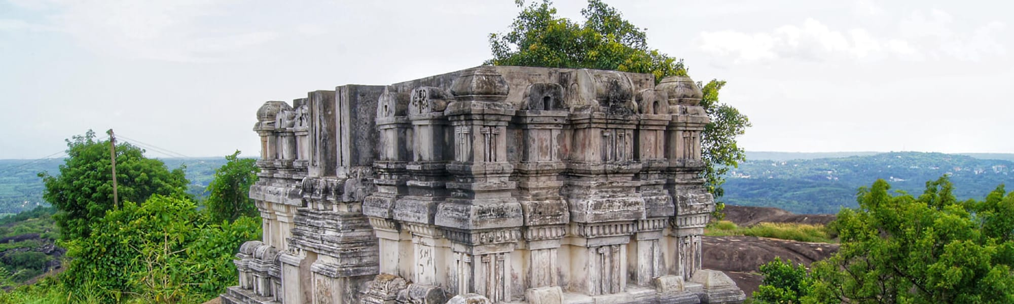 Chitharal Jain Monuments