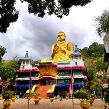 Dambulla Cave Temple