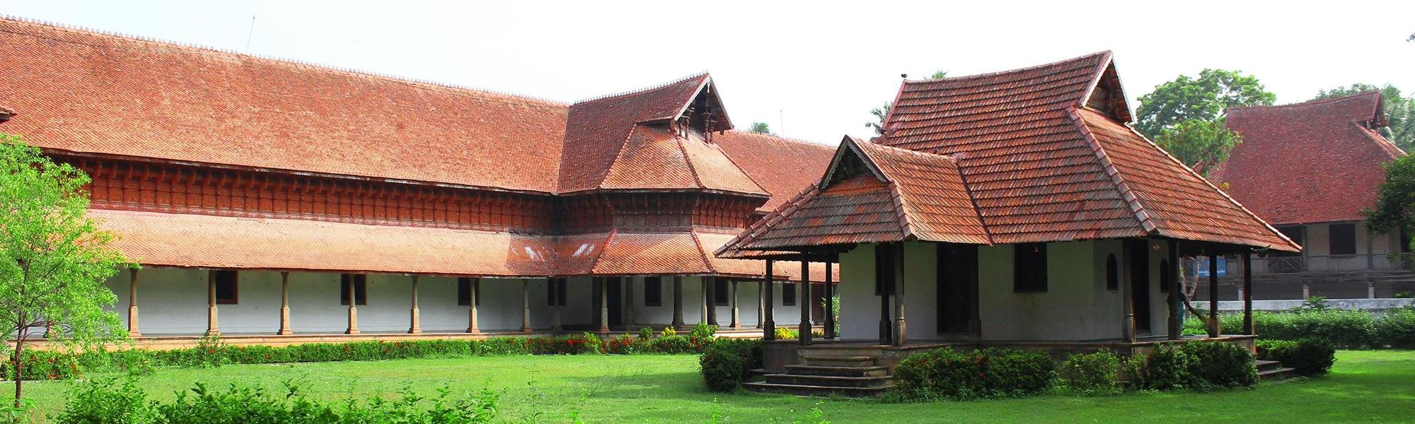 Kuthiramalika or Puthenmalika Palace Museum