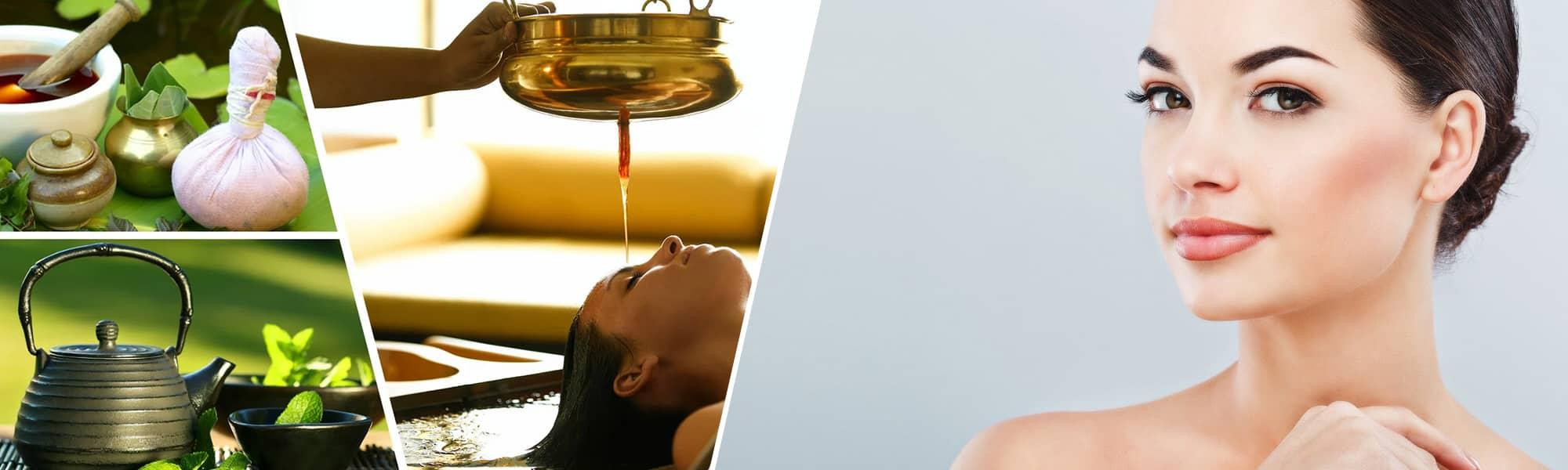 Skin Care And Beauty Care For Anti Aging Ayurveda Tour Packages