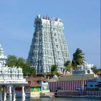 Thanumalayan or Suchindram Temple