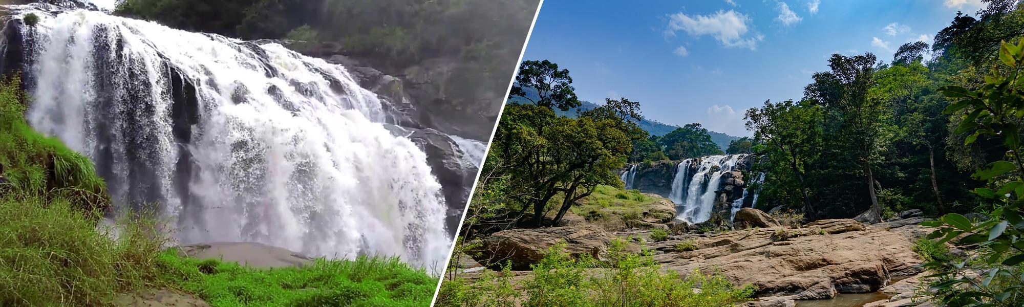 Thoovanam waterfall