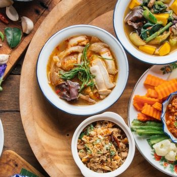Are you up for a food adventure in Thailand?