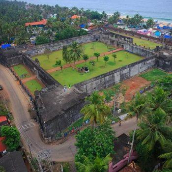 Anjengo or Anjuthengu Fort