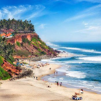 The Papanasam Beach