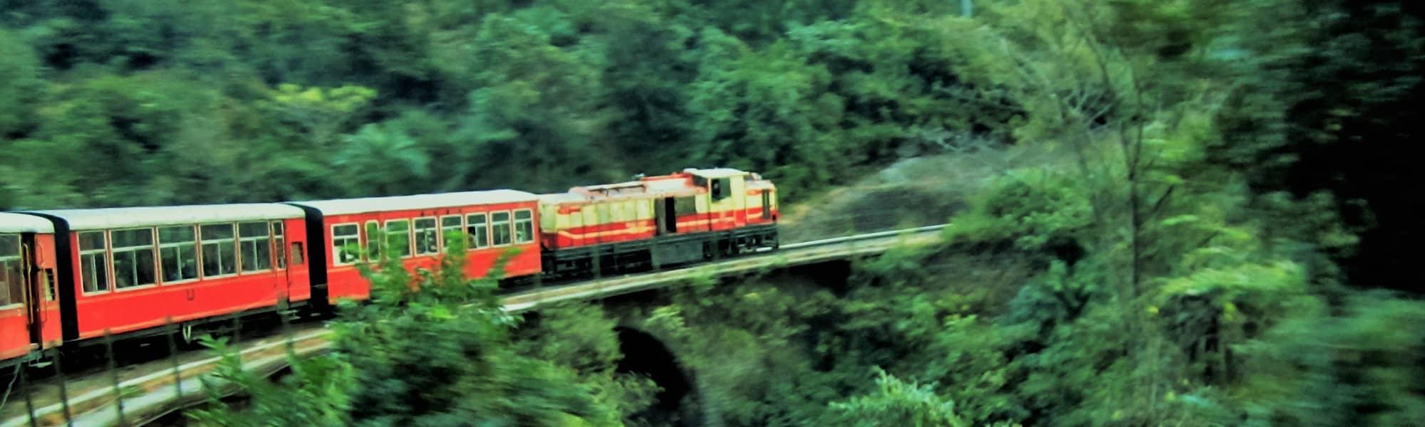 Kalka- Shimla Railway