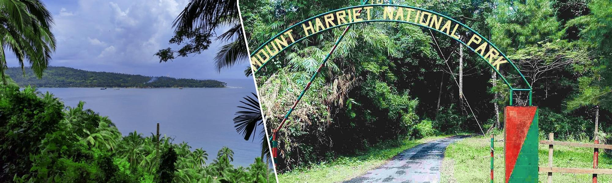 Mount Harriet