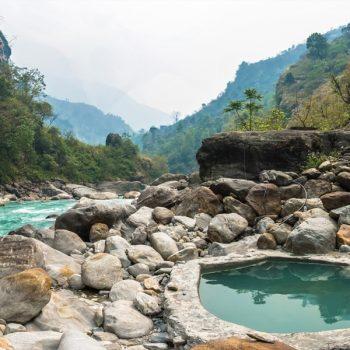 Reshi Hot springs