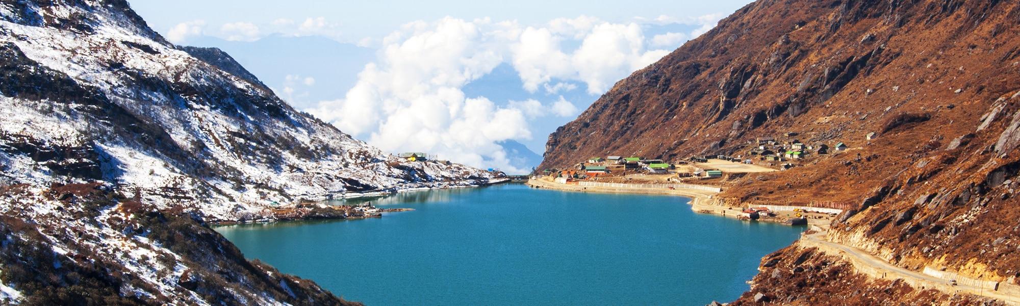 Tsogmo Lake