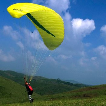 Soar High and Explore the Sky! My Paragliding experience at Vagamon