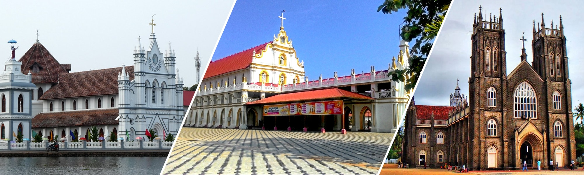 4 Must Visit Churches in Alappuzha!