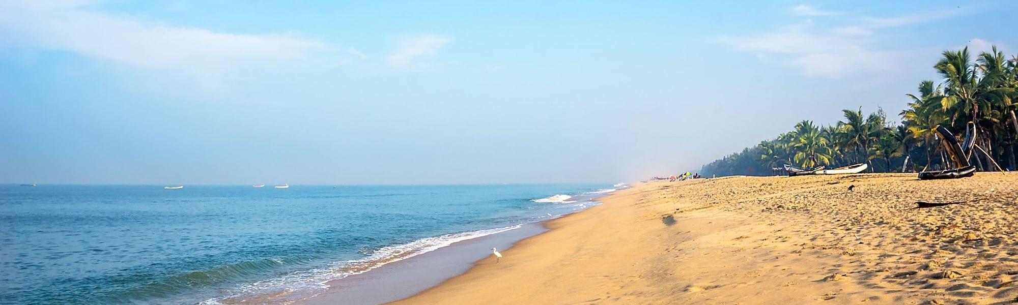 Take a Beach Break in Mararikulam