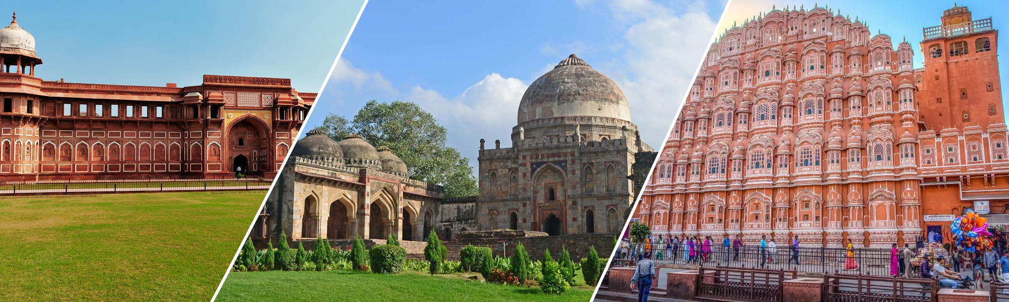 Delhi, Agra and Jaipur – The Golden Triangle Package Tour