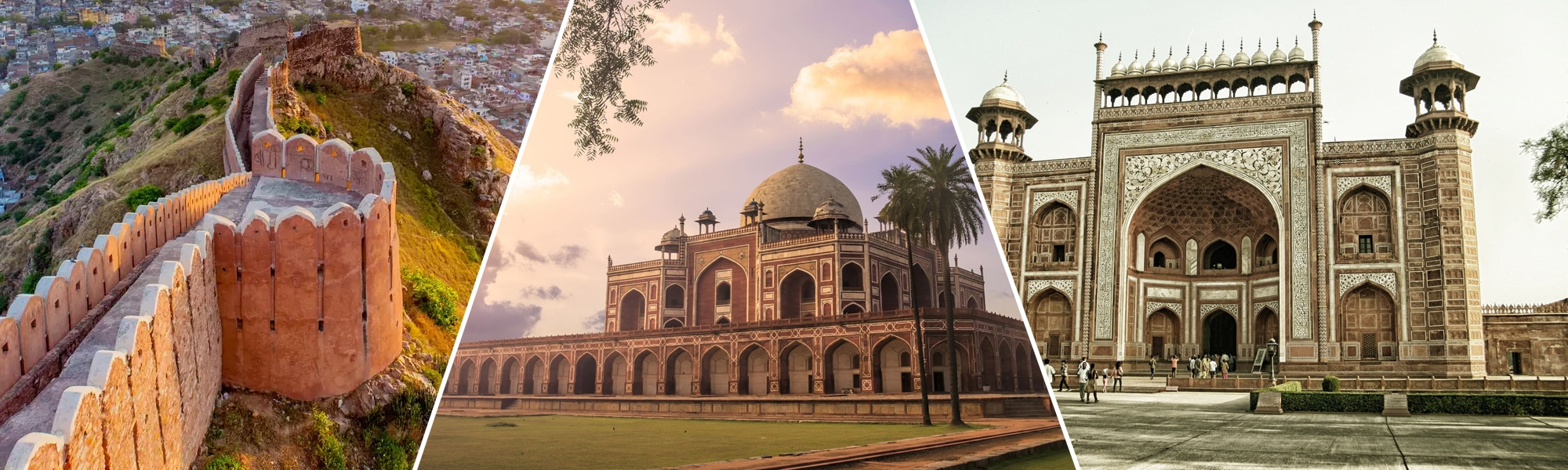 Jaipur, Delhi & Agra – The Golden Triangle package Tour
