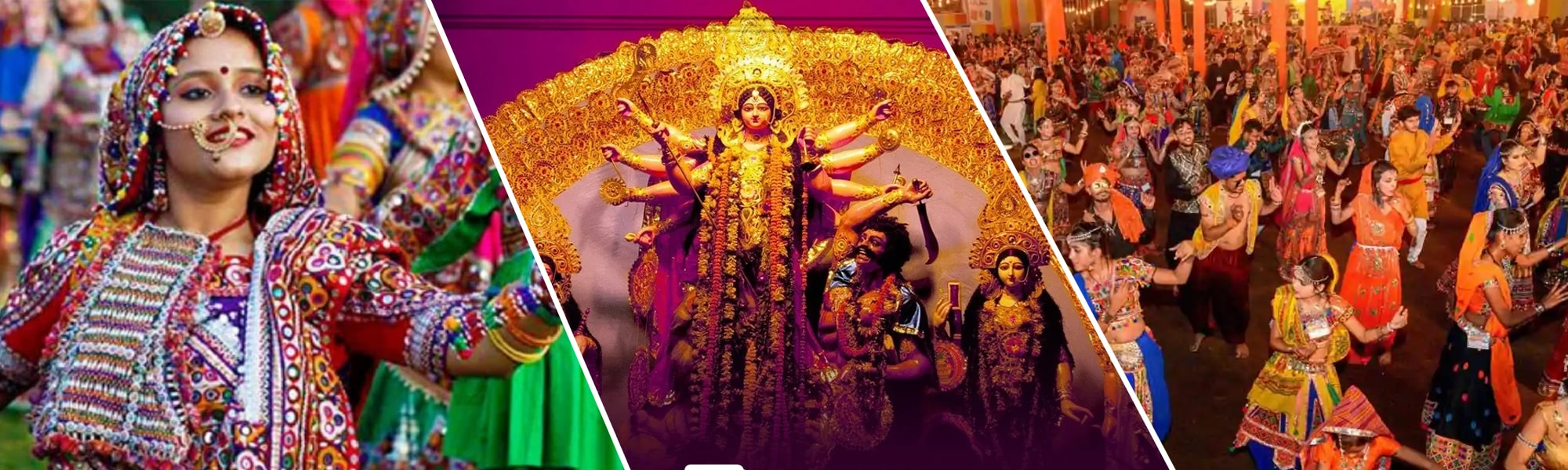 Navratri -The festival of Mystical beauty and Divine Wonders!