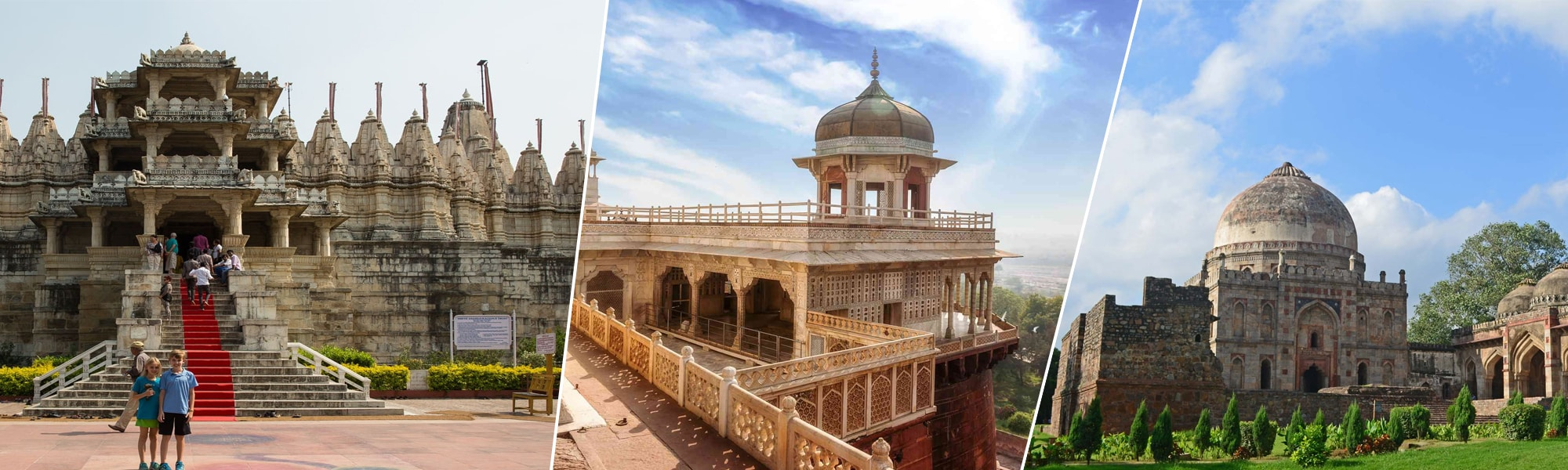 Delhi, Agra, and Rajasthan – The Golden Triangle Package Tour