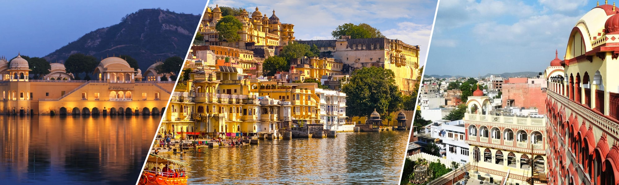 Rajasthan, Delhi & Agra – The Golden Triangle package Tour