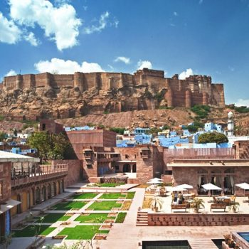 Delhi, Rajasthan and Agra – The Golden Triangle package Tour