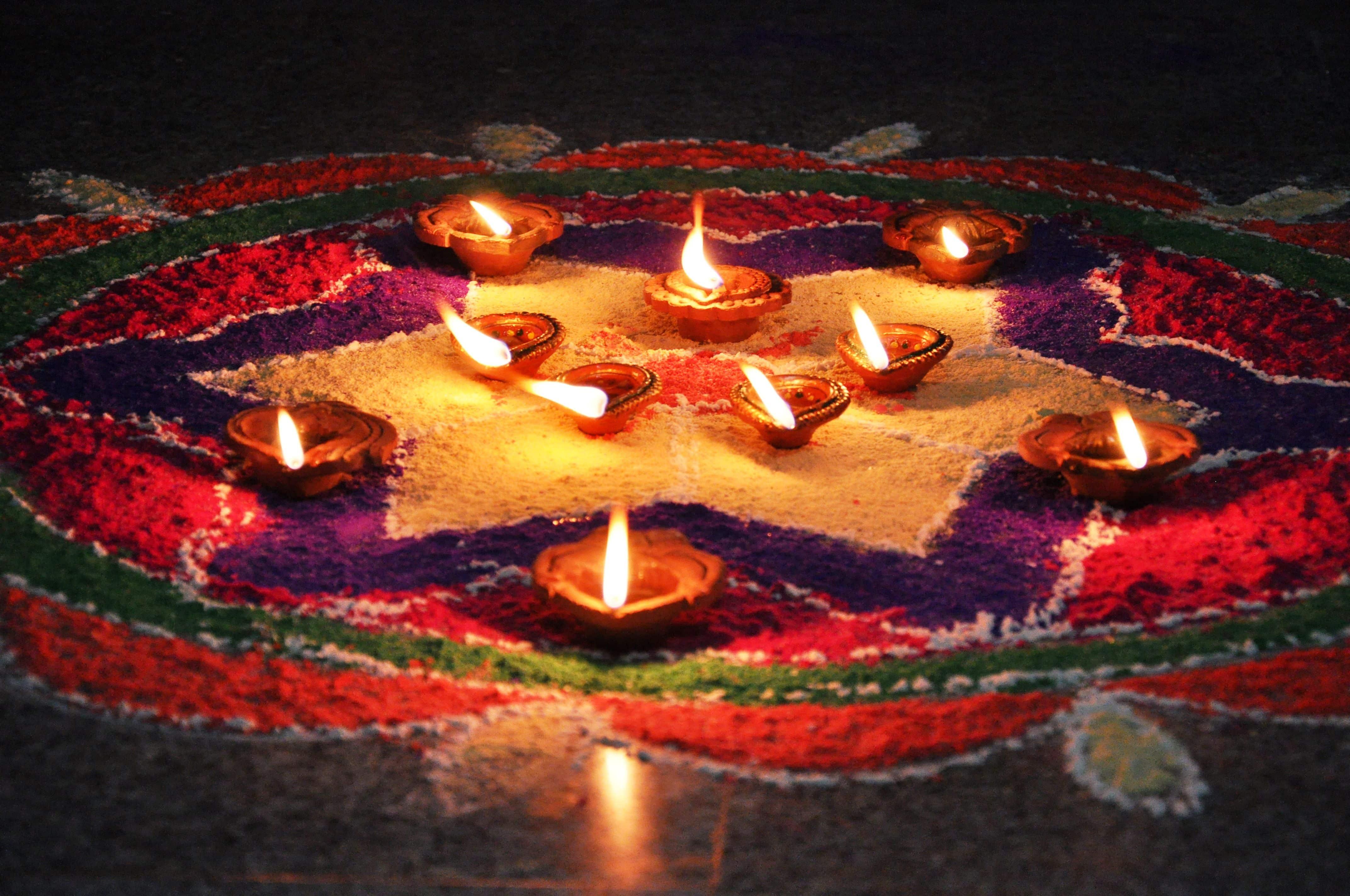 Diwali- the Festival of Light, Love, and Joy!