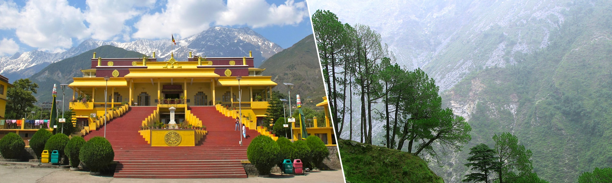 Amazing Dharamshala Tour Package