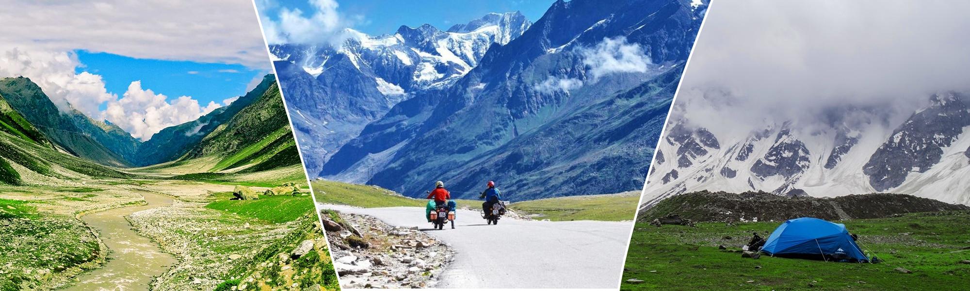 Shimla, Kullu and ManaliPackage Tour