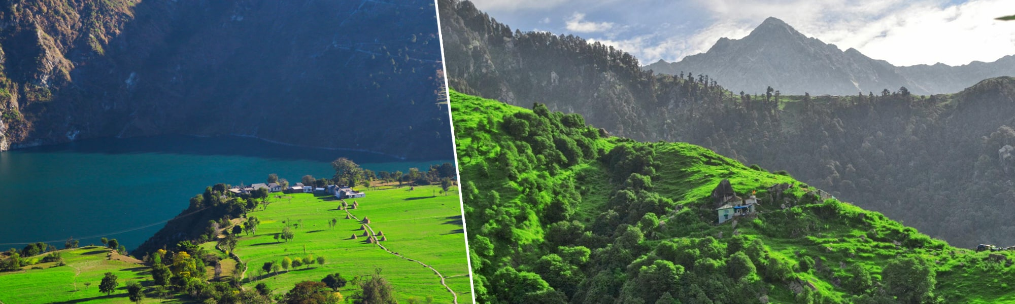 The Complete Dalhousie and Dharamshala package Tour