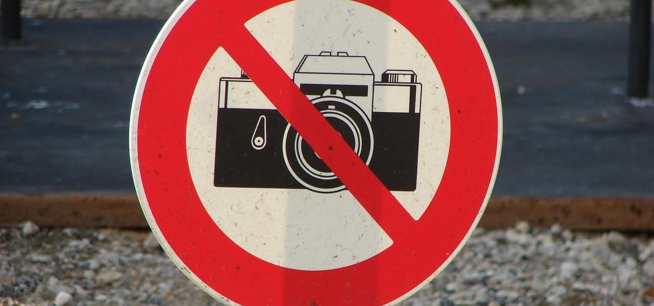 10 Places Around the World Where Photography is Banned