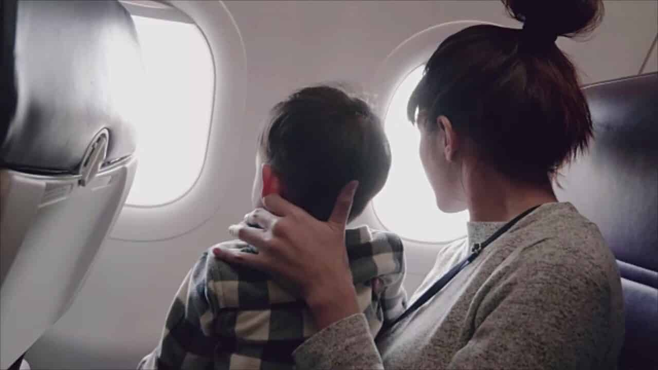 First flight with your Little One? 13 Tips to Remember