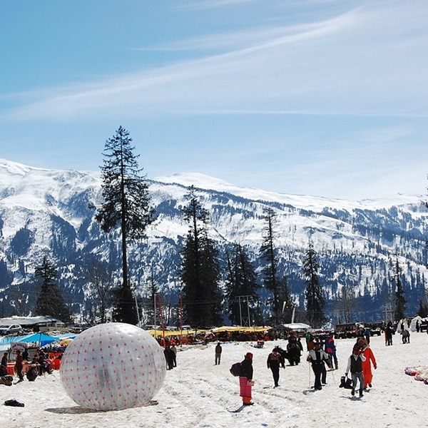 Weekend Manali & Kasol Package Tour