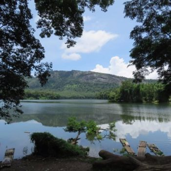 Thoonakkadavu Lake